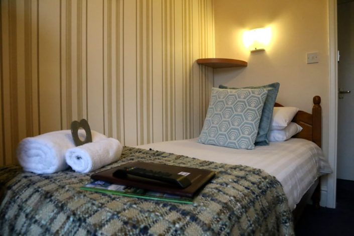 Arden House Single Bedroom