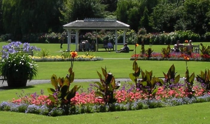 Valley Gardens Harrogate