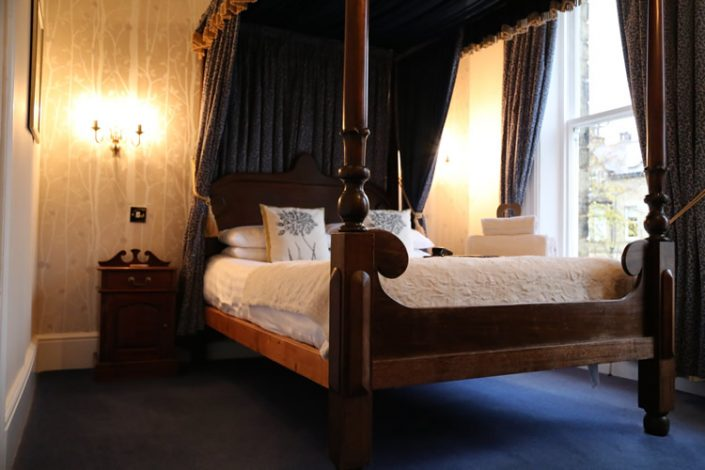 Arden House Four Poster Bed